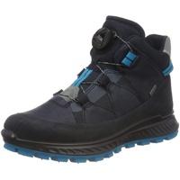 ECCO Exostrike Kids Sneaker, Blau (Night Sky/Night Sky), 34 EU