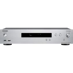 Onkyo NS-6170 Netzwerkplayer (Digitalradio (DAB), FM-Tuner mit RDS) silberfarben