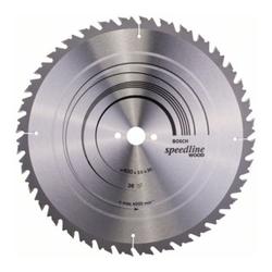 Bosch Kreissägeblatt Speedline Wood 400 x 30 x 3,5 mm 36