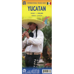 Yucatan 1 : 500 000