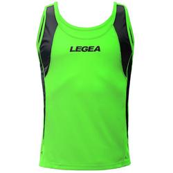 Legea Corfu Mężczyźni Lekkoatletyczna koszulka startowa M1036-2810 - XL