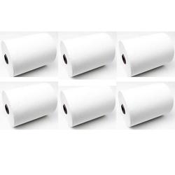 6 Papier-Handtuchrollen LE Soft 2-lagig 24 cm Breite