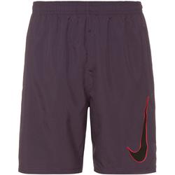 Nike Academy Fußballshorts Kinder in dark raisin-dark raisin-black, Größe 152 dark raisin-dark raisin-black 152