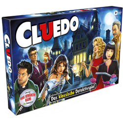 Hasbro Spiel, Cluedo