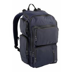 camel active Freizeitrucksack Rucksack aus Nylon mit ultraleichtem Gewicht blau