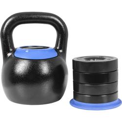 Verstellbare Kettlebell 16-24 kg