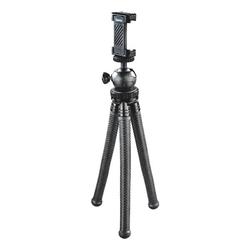 Stativ »FlexPro« schwarz, Hama, 16 cm