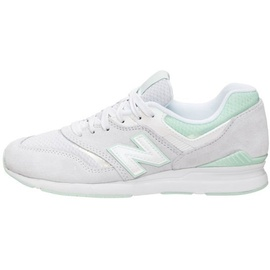 NEW BALANCE 697 light grey-mint/ white, 35