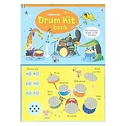 Drum Kit Book  w. Sound Panel. Sam Taplin  - Buch