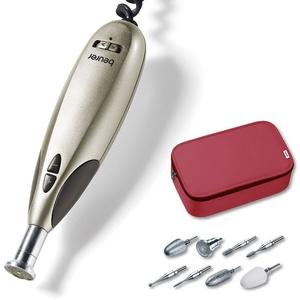 Beurer MP 60 elektrisches Maniküre-/ Pediküre-Set, mit 9 Nagelpflege-Aufsätzen und Aufbewahrungstasche