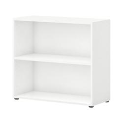 röhr Aktenregal Direct Office 2, für 2 Ordnerhöhen, breit 80 cm x 72 cm x 32.8 cm
