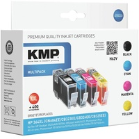 KMP H62V kompatibel zu HP 364XL CMYK (1712,0005)