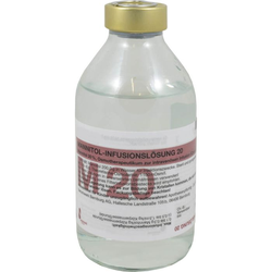 MANNITOL Inf.-Lsg. 20 2500 ml