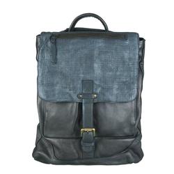 Bull & Hunt Rucksack daybag, Wendecover blau