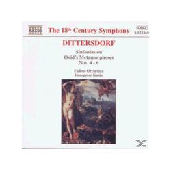Hanspeter Failoni Orchestra & Gmür, Gmür/Failoni Orchester - Sinfonien 4-6 (CD)