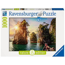 Ravensburger Die Berge in Cheow, Thailand Puzzle 1000 Teile