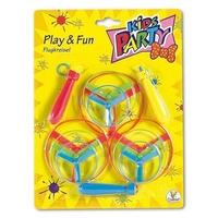 The Toy Company Flugkreisel 3er Pack 61790564