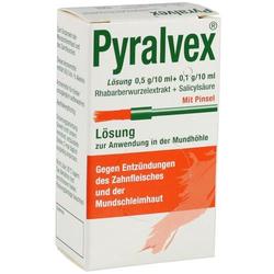 PYRALVEX Lösung 10 ml