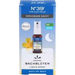 BACHBLÜTEN Notfall No.39 Spray Nacht 20 ml