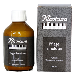 Klavicura Klavierpolitur 200 ml