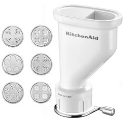 KitchenAid Nudelvorsatz 5KSMPEXTA, Zubehör für KitchenAid-Küchenmaschine, Gourmet-Röhrennudelvorsatz