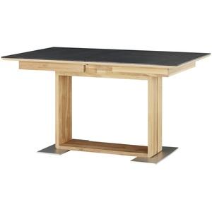 Woodford Säulentisch Dekton  Martin ¦ grau ¦ Maße (cm): B: 90 H: 76 » Möbel Kraft