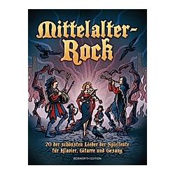 Mittelalter-Rock - Buch