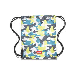 Gymsack KREAM - Kream Camoflash Bag Yellow/Black (2000)