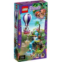 Lego Friends Tiger-Rettung mit Heißluftballon 41423