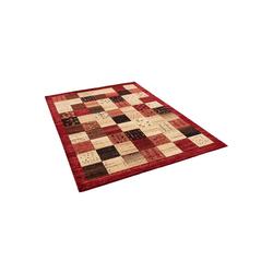 Orientteppich Designer Teppich Suite Patchwork, Pergamon, Rechteckig, Höhe 11 mm 80 cm x 150 cm x 11 mm