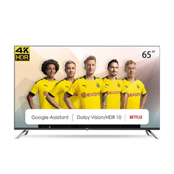 ChiQ U65H7A LED-Fernseher (65 Zoll, 4K Ultra HD, Smart-TV)