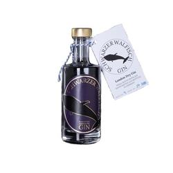 Schwarzer Walfisch Gin Mini
