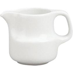 Sahnegießer 0,15l, Höhe: 75mm Form 898 - uni weiß Schönwald Porzellan
