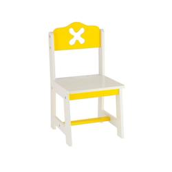 BIECO Stuhl Bieco Holz Kinderstuhl, gelb Für Innen Kinder Stuhl aus Holz Holz Sitzbank Kinder Stuhl Kleinkind Kindertisch mit Stühle Sitzhocker Kinder Safety 1st