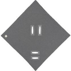 Einschlagdecke Einschlagdecke für Babyschale, mint, Lässig grau