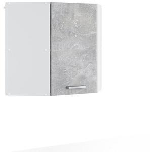 Vicco Hängeschrank Eck57 cm Küchenschrank Küchenzeile R-Line