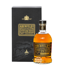 Aberfeldy 21 Jahre Highland Single Malt Scotch Whisky