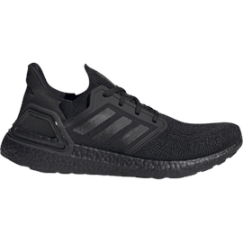 adidas Ultraboost 20 M core black/core black/solar red 47 1/3