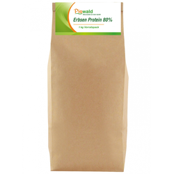 Erbsenprotein - Isolat - 1 kg Vorratspack