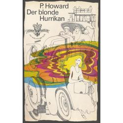 Der blonde Hurrikan: eBook von P. Howard