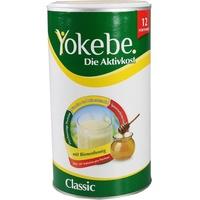 Yokebe Aktivkost Classic Pulver 480 g