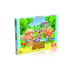 Animal Crossing Puzzle 1000 Teile