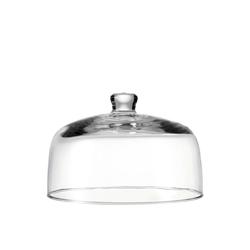 LEONARDO Tortenglocke TWENTY 4 Glas Glocke 25cm,(1-tlg)