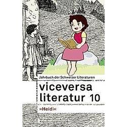 Viceversa Literatur - Buch