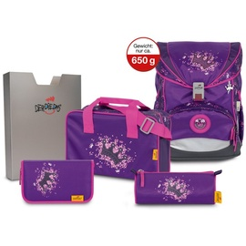 DerDieDas ErgoFlex Superlight 5-tlg. purple princess