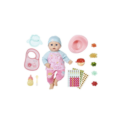 Zapf Creation® Babypuppe Baby Annabell® Puppe Annabell Fütterspaß 43cm