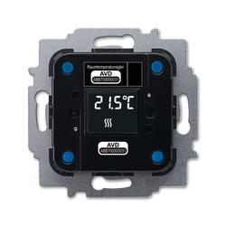 Busch Jaeger 6224/2.0-WL, Raumtemperaturregler, Wireless, Busch-free@home, Sensoren /Bewegungsmelder /Raumtemperaturregler, Wireless