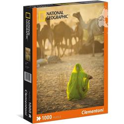 Clementoni® Steckpuzzle Clementoni Puzzle National Geographic