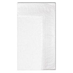 Servietten 32 x 32 cm 1/8 -Falz, 2-lagig weiß, 250 Stk.