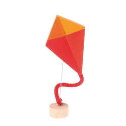 GRIMM´S Spiel und Holz Design Kerzenständer, Stecker Drachen